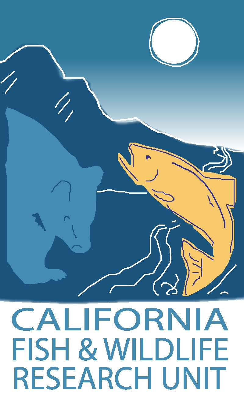 California cooperative fish and wildlife research unit for Calif fish and wildlife