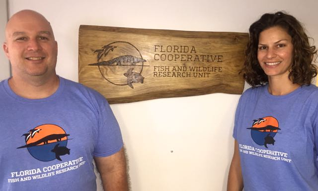 Florida Unit students created our logo (Brian Jeffery) and carved our sign (Alexis Cardas).