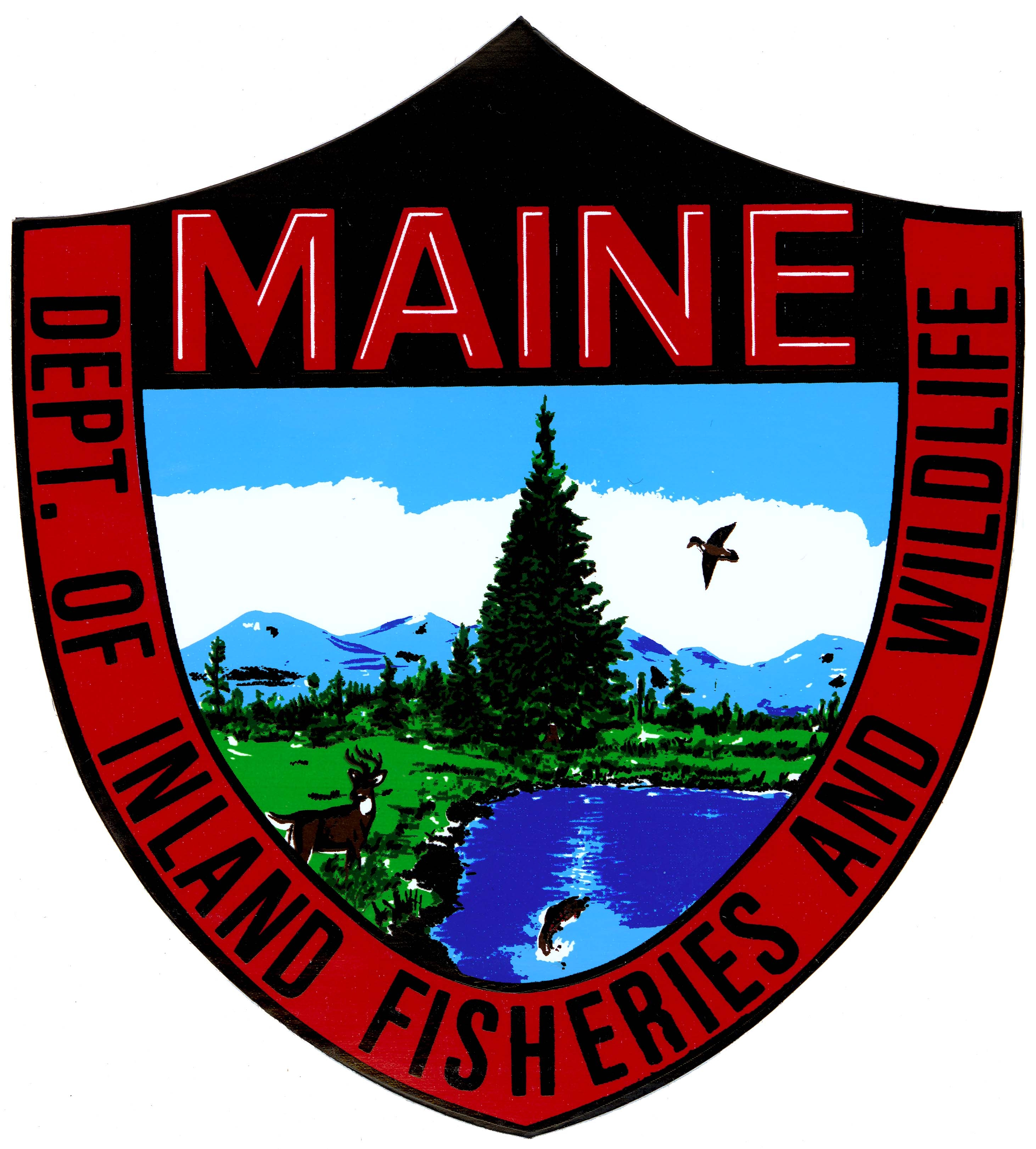 Maine Department of Inland Fisheries and Wildlife