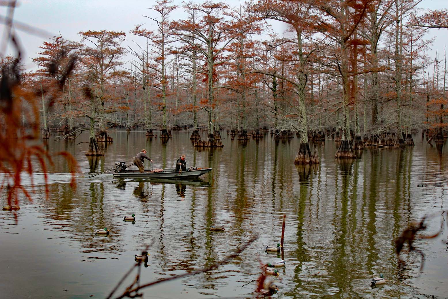 Oxbow lakes in the MAV provide outstanding recreation opportunities