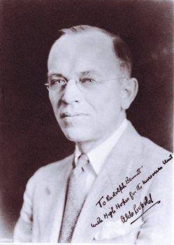 Portrait of Aldo Leopold