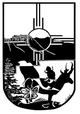 New Mexico Cooperative Fish and Wildlife Research Unit Logo
