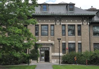 Fernow Hall, Cornell University